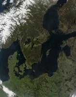 Southern Scandinavia - various sizes, FulcrumGallery.com brand