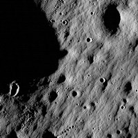 Cratered Regions near the Moon's Mare Nubium Region - various sizes - $47.49