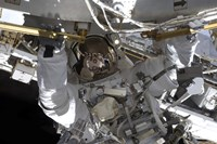 Astronaut and Extravehicular Activity