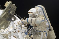 Cosmonaut Participates in a Session of Extravehicular Activity - various sizes, FulcrumGallery.com brand