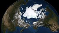 Arctic sea ice - various sizes