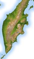 Russia's Kamchatka Peninsula - various sizes - $47.49