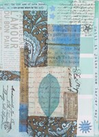 Letters and Leaves II by Andrea Haase - various sizes