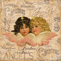 Christmas Angels 2 by Andrea Haase - various sizes