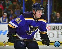 Vladimir Tarasenko 2014-15 Action Fine Art Print