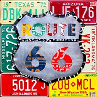 Route 66 Edition 3 Fine Art Print