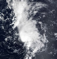 Tropical Storm Dolly - various sizes