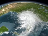 Hurricane Dennis - various sizes