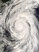 Typhoon Rammasun in the Philippine Sea - various sizes