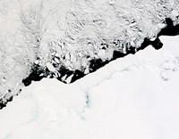 East Antarctica's Prince Olav Coast Fine Art Print