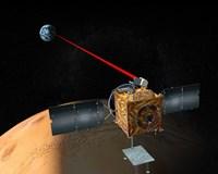 Mars Telecommunications Orbiter Fine Art Print