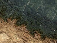 Andes Mountains - various sizes