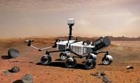 Mars Science Laboratory Fine Art Print