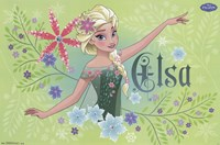 Frozen Fever - Elsa Wall Poster