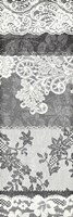 Vintage Lace Panel I by Wild Apple Portfolio - various sizes