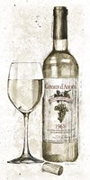 "18"" x 36"" White Wine"