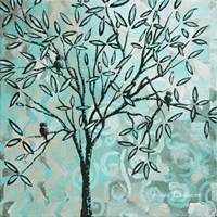 Bird Haven II by Megan Duncanson - various sizes