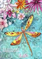 Embrace Life by Megan Duncanson - various sizes