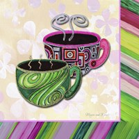Tea Party II by Megan Duncanson - various sizes
