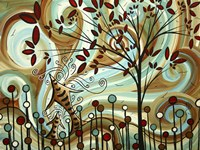Venturing Out by Megan Duncanson - various sizes, FulcrumGallery.com brand
