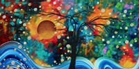 Halo Of Fire by Megan Duncanson - various sizes