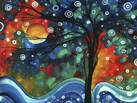 First Snow Fall by Megan Duncanson - various sizes
