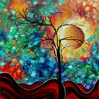 Bursting Forth by Megan Duncanson - various sizes
