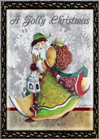 A Jolly Christmas by Megan Duncanson - various sizes