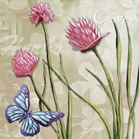 Herbs 1 by Megan Duncanson - various sizes