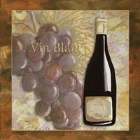 Wine 10 Framed Print