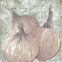 Buon Appetito Red Onions Fine Art Print