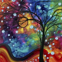 Winter Cold by Megan Duncanson - various sizes, FulcrumGallery.com brand