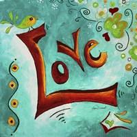 Love by Megan Duncanson - various sizes