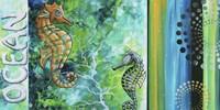 Ocean Sea of Whimsy Fine Art Print