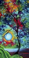 Under The Light Of The Blue Moon I Fine Art Print