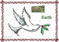 Dove Peace On Earth by Megan Duncanson - various sizes