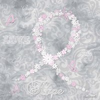 Pink Ribbon 2 Fine Art Print