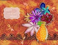 Flower Pot 12 by Megan Duncanson - various sizes