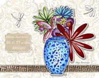 Flower Pot 5 Fine Art Print