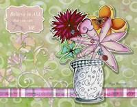 Flower Pot 8 by Megan Duncanson - various sizes