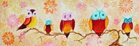 "27"" x 9"" Bird Art"