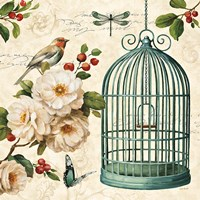 Free as a Bird I Fine Art Print