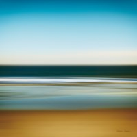 Sea Stripes I Fine Art Print