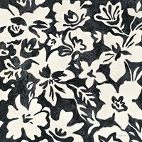 Chalkboard Floral I by Silvia Vassileva - various sizes