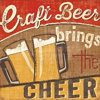 Craft Brew I Fine Art Print