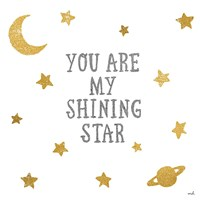 Shining Star by Moira Hershey - various sizes