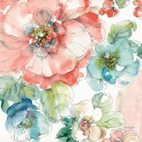 Summer Bloom II Fine Art Print