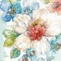 Summer Bloom III by Lisa Audit - various sizes - $29.99