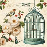 Free as a Bird I Fine Art Print