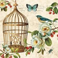Free as a Bird II Fine Art Print